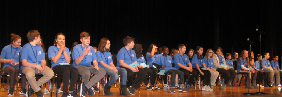 11th Annual Holten-Richmond Middle School Spelling Bee